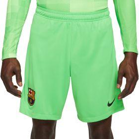 Barcelona Goalkeeper Stadium Short 2021-22