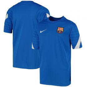 Barcelona Strike Top - Blue - Kids