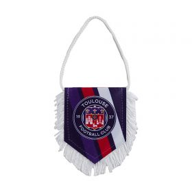 Toulouse Football Club Crest Pennant