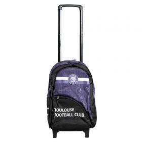 Toulouse Football Club Wheel Bag