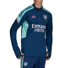 Arsenal European Training Training Top-Blue