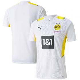 Borussia Dortmund Training Jersey-White
