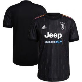 Juventus Away Authentic Shirt 2021-22