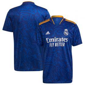 Real Madrid Away Shirt 2021-22