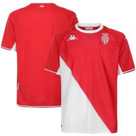 AS Monaco Home Shirt 2021-22