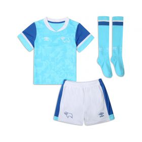 Derby County Away Infant Kit 2021-22
