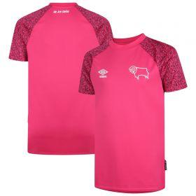 Derby County Change Goalkeeper Shirt 2021-22 - Kids