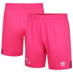 Derby County Change Goalkeeper Shorts 2021-22