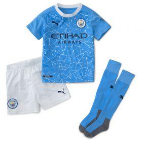 Manchester City Home Minikit 2020-21