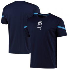 Olympique de Marseille Pre Match Jersey-Navy
