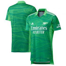 Arsenal Home Goalkeeper Shirt 2021-22-Kids
