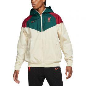 Liverpool Colour Block Jacket - Cream