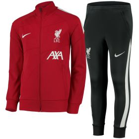Liverpool Tracksuit - Red - Kids