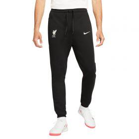 Liverpool Travel Pant - Black