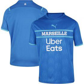 Olympique de Marseille Third Shirt 2021-22-Kids