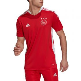 Ajax Training Jersey-Red