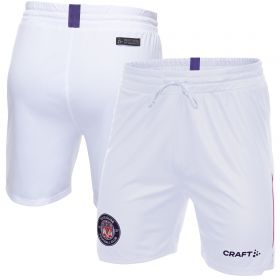 Toulouse Football Club Home Shorts 2021-22 - Kids