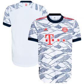 FC Bayern Third Authentic Shirt 2021-22