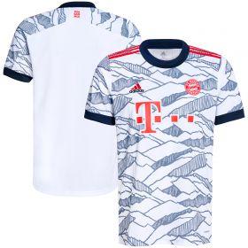 FC Bayern Third Shirt 2021-22-Kids