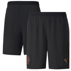 Manchester City Authentic Away Shorts 2020-21