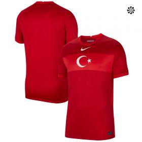Turkey Away Stadium Shirt 2020-21