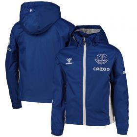 Everton Training Spray Jacket - Sodalite Blue - Kids