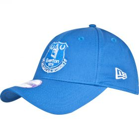 Everton New Era Core Cap - Royal - Junior