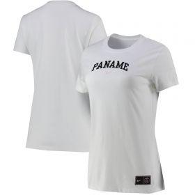 Paris Saint-Germain T-Shirt - White - Womens