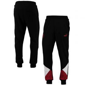 Valencia FtblCulture Track Pants-Black
