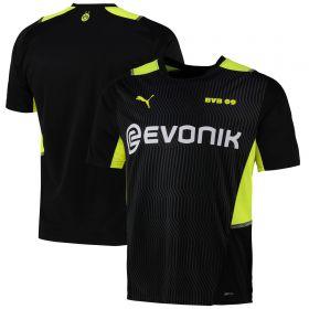 Borussia Dortmund Training Jersey-Black