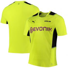 Borussia Dortmund Training Jersey-Yellow