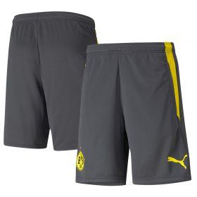 Borussia Dortmund Training Shorts-Grey