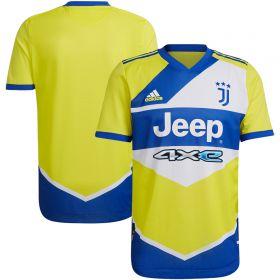 Juventus Third Authentic Shirt 2021-22