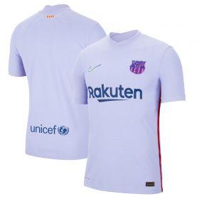 Barcelona Away Vapor Match Shirt 2021-22