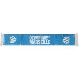 Olympique de Marseille Scarf - Blue