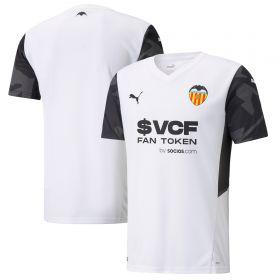 Valencia Home Shirt 2021-22