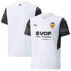 Valencia Home Shirt 2021-22-Kids
