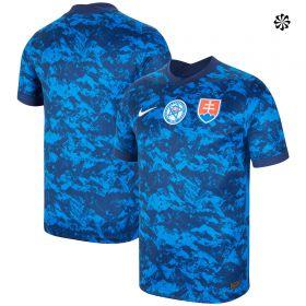 Slovakia Home Stadium Shirt 2020-21