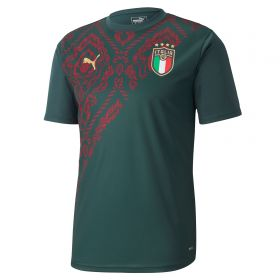Italy Stadium Third Jersey - Green
