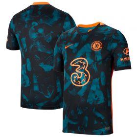 Chelsea Third Stadium Shirt 2021-22