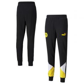 Borussia Dortmund FtblCulture Track Pants-Black