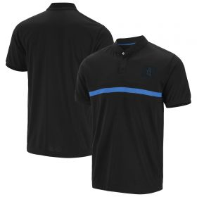 Everton Short Sleeve Polo - Dark Blue - Mens