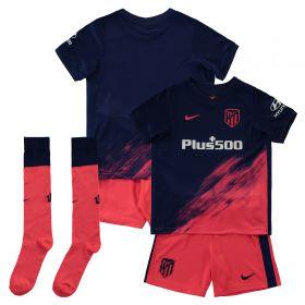 Atlético de Madrid Away Stadium Kit 2021-22 - Little Kids
