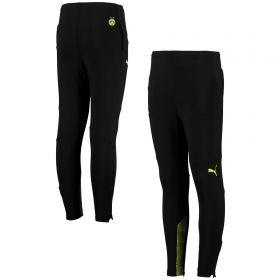 Borussia Dortmund Training Pants-Black-Kids