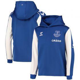Everton Training Hoodie - Sodalite Blue - Kids