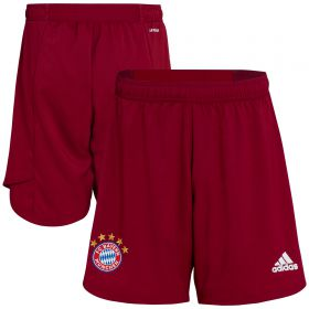 FC Bayern Home Authentic Shorts 2021-22