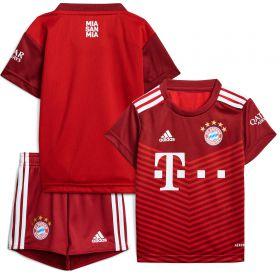 FC Bayern Home Babykit 2021-22