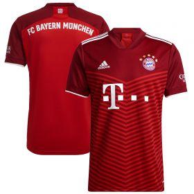 FC Bayern Home Shirt 2021-22-Kids