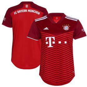 FC Bayern Home Shirt 2021-22-Womens
