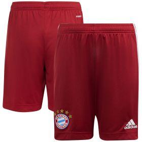 FC Bayern Home Shorts 2021-22-Kids